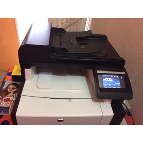 Impresora Multiuncional Hp Laser Jet Pro Cm1415fn Color Mfp