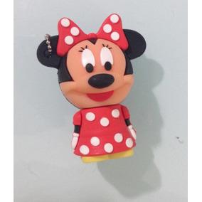 Pen Drive Personalizado Minnie 4g -- Edição Limitada