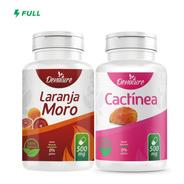 Morosil Laranja Moro + Cactinea 500mg 100 Cáps Cada Denature