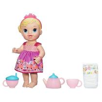 Boneca Baby Alive Hora Do Chá - Hasbro