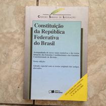 Livro Constituição República Federativa Brasil 2001
