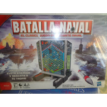 Juego De Mesa Batalla Naval De Hasbro