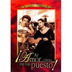 Dvd ¡ Ay Amor, Como Me Has Puesto ! ( 1951 ) - Gilberto Mart