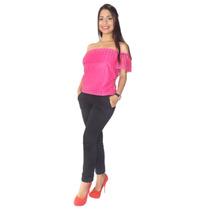 Blusas Dama Llanerita Blusones Vestidos Trendy Clic Bz