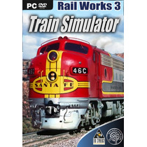 Rail Works 3 Train Simulator Simulador De Trem Português Pc