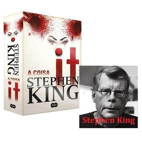 Livro It - A Coisa - Stephen King - Novo