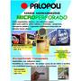 Vinilo Autoadhesivo Blanco Microperforado Palopoli