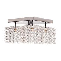 Luminária Plafon Alto Brilho Para Sala Estar Jantar Quarto