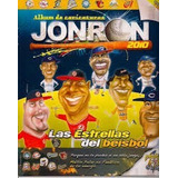 Album Beisbol Jonron Meridiano Comics (lleno)