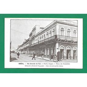 Porto Alegre123-rua 7 Setembro.mission.c.postal Antigo