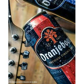 Cerveza De Holanda En Lata De 500 Cc Oranjeboom Todos Los Es