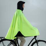 Impermeable Para Ciclista Bici Urbana 500 Amarillo 8397112 2