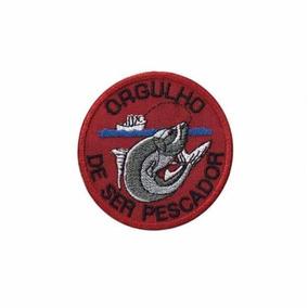 Camisas De Pesca Bordadas Com - Artigos de Armarinho no Mercado ... 5cce5149c9ea3