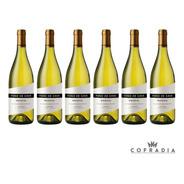 Vino Fond De Cave Chardonnay X 750cc Caja X 6 Botellas