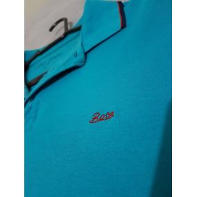 Camiseta Polo Base Jeans