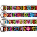 Handmade Belts Woman - Artesanias Ayacucho