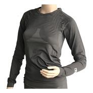 Camiseta Remera Termica De Compresion Nexxt Nova Mujer P°