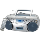 Grabadora Premier Sx-2556du Usb Dvd Mp3 Cd Am/fm 2.5v X 2