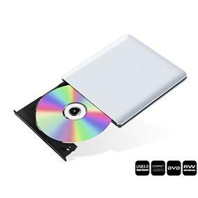 Unidad De Cd Externa, Iegeek Usb 3.0 Grabadora De Dvd Ultra