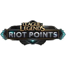 1220 Riot Points League Of Legends. Rp - Insert Coin