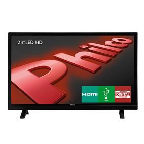 Tv Led Hd Philco 24 Ph24e30d Com Receptor Digital Integrad