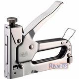 Engrampadora Metalica Manual 4 A 14mm Tapiceria + Grampas!