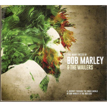 Box 3 Cd - Bob Marley & The Wailers - The Many Faces Of -