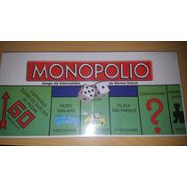 Juego Monopolio Nuevo