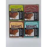 Cigarros Meharis X 10 Unidades En Sus 4 Variedades