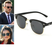 Óculos De Sol Masculino Feminino Polarizada Retro Clubmaster