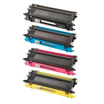 Kit 4 Toner Compativel Tn115 Tn175 Hl4040 Dcp9042 Mfc9440