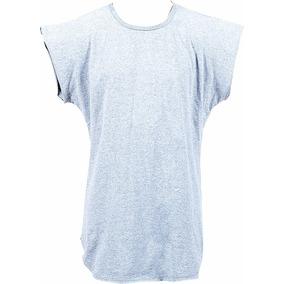 Camiseta Camisa Blusa Manga Curta Oversized Longline 2018