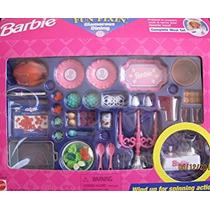 Juguete Comedor Glamorosa Barbie Fun Fixin