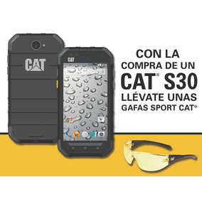 Promoción Celular Smartphone Caterpillar S30 Y Lentes Sport