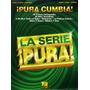 Libro Cancionero Pura Cumbia Hal Leonard