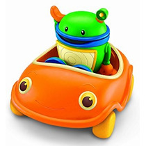 Juguete Fisher-price Equipo Umizoomi Vehículo - Toy Bot