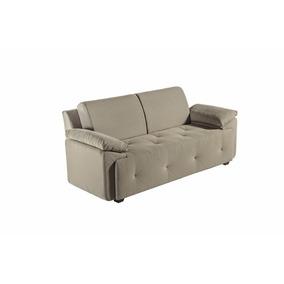 Sofa Living Dois E Tres Lugares Com Duas Divisoes De Encosto