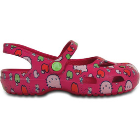 Zapato Crocs Niña Shayna Hello Kitty