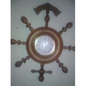 Reloj Timon De Algarrobo