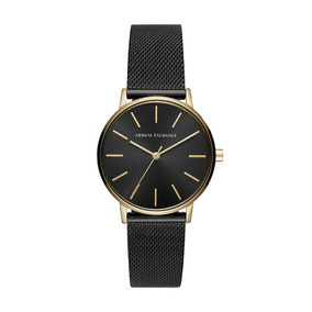 069704d86ec86 Relógio Armani Exchange Ladies Gold Ax5201 - Relógios no Mercado ...