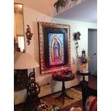 Virgen De Guadalupe Óleo Sobre Lienzo X Mary Antonini