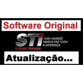 Atualização Software Tv Sti E Semp Toshiba Diversos Modelos