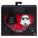 Cascos Star Wars Hasbro The Black Series Titanium