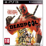 Deadpool Ps3 | Digital Español Mejor Oferta Imposible!!!
