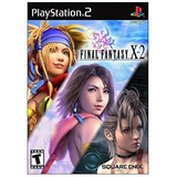 Final Fantasy X-2 Para Ps2