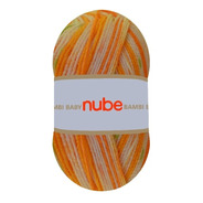 Hilado Nube Bambi Baby X 1 Ovillo - 100 Grs. Por Color