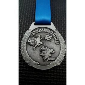 Medallas De Zamak Personalizadas