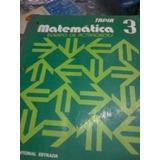 Matematica 3 De Tapia - Cuadernillo De Actividades