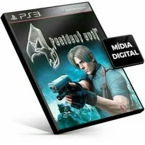 Resident Evil 4 Ps3 Inglês/espanhol Mídia Digital Psn