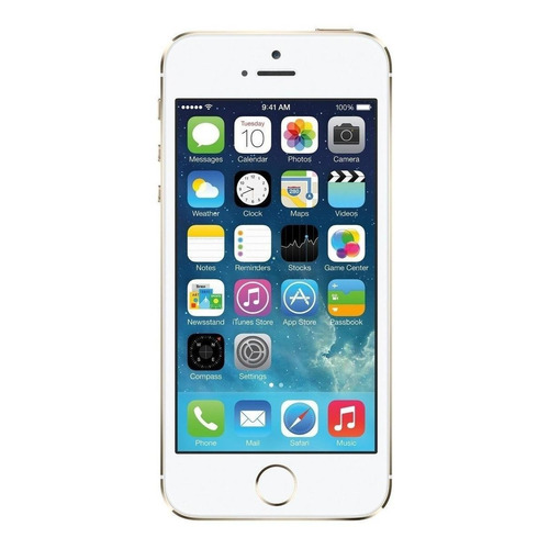 iPhone SE 64 GB Oro 2 GB RAM